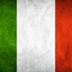 Пазл онлайн: Флаг Италии
