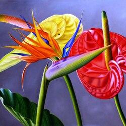 Пазл онлайн: Цветы Канарских островов