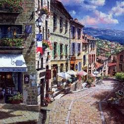 Пазл онлайн: Ницца, Франция