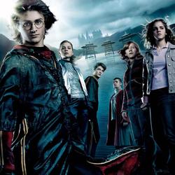 Пазл онлайн: Гарри Поттер и Кубок огня
