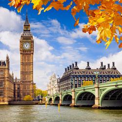 Пазл онлайн: Лондон Великобритания