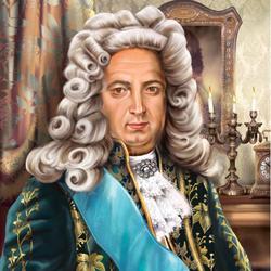 Пазл онлайн: Герцог Бирон