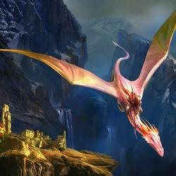 Пазл онлайн: Фесс и дракон