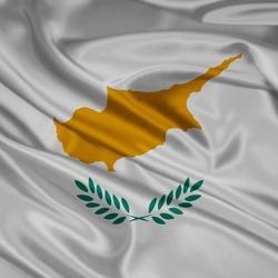 Пазл онлайн: Флаг Кипра