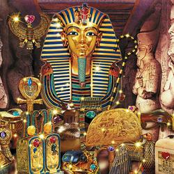 Пазл онлайн: Египет
