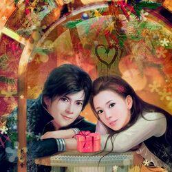 Пазл онлайн: День любви