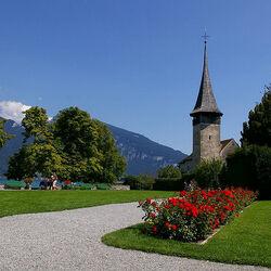 Пазл онлайн: Природа Швейцарии