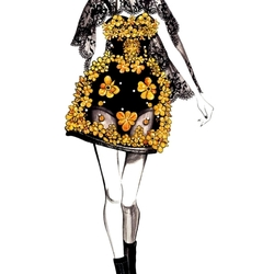Пазл онлайн: Модная коллекция