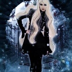 Пазл онлайн: Frozen \ Холодная