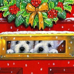 Пазл онлайн: Где же Санта?