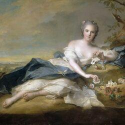 Пазл онлайн: Анна-Анриетта Французская, мадам Анриетта