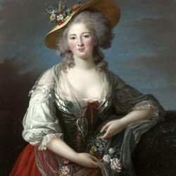 Пазл онлайн: Елизавета Французская