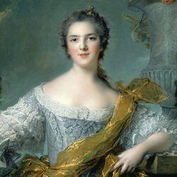 Пазл онлайн: Виктория Французская