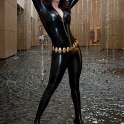 Пазл онлайн: Черная вдова (Marvel Comics)