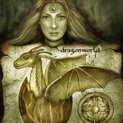 Пазл онлайн: Рождение дракона