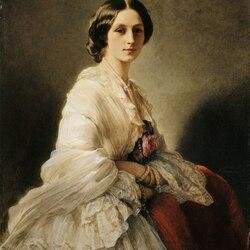 Пазл онлайн: Портрет графини Орловой-Денисовой