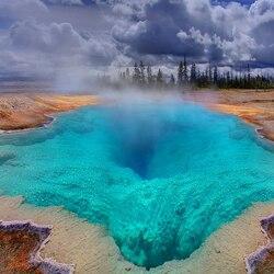 Пазл онлайн: Подземный вулкан