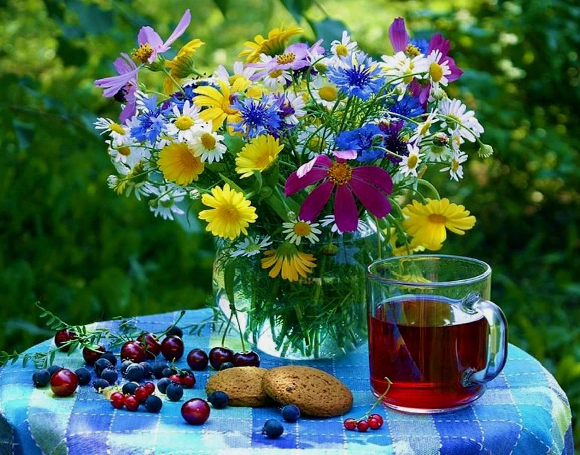 Стихи с добрым утром Стихи и поздравления 85