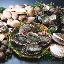 Пазл онлайн: Обилие морепродуктов