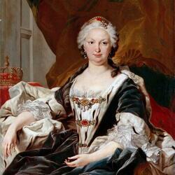 Пазл онлайн: Елизавета Фанезе, королева Испании