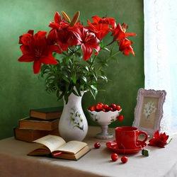 Пазл онлайн: Романтика тишины
