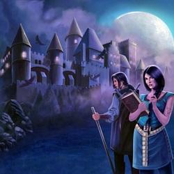 Пазл онлайн: Орлиный замок