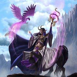 Пазл онлайн: Волшебница-кентавр