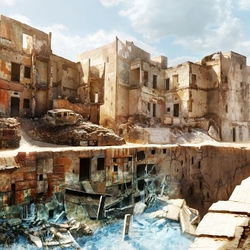Пазл онлайн: Руины цивилизации