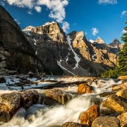 Пазл онлайн: Долина Десяти пиков