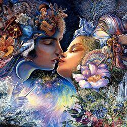 Пазл онлайн: Prelude to a Kiss/Прелюдия к поцелую