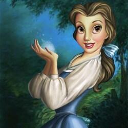 Пазл онлайн: Принцесса Бэль