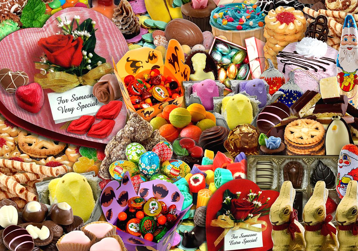 зеркала сцены, картинки коллаж сладости можно самостоятельно