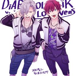 Пазл онлайн: Diabolik lovers \ Дьявольские любовники
