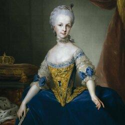 Пазл онлайн: Мария Хосефа Лотарингская, эрцгерцогиня Австрийская
