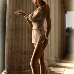 Пазл онлайн: Афина