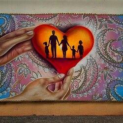 Пазл онлайн: Люди в моем сердце