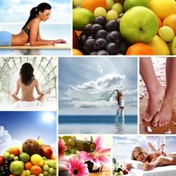 Пазл онлайн: Здоровье и красота