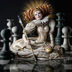 Пазл онлайн: Елизавета I, королева-девственница