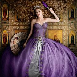 Пазл онлайн: Екатерина II Великая