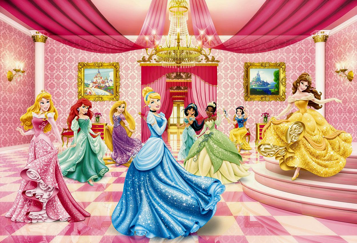 Картинки мультики про принцесс
