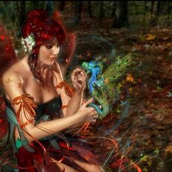 Пазл онлайн: Фея дракона
