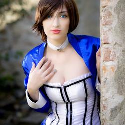 Пазл онлайн: Элизабет (BioShock Infinite)