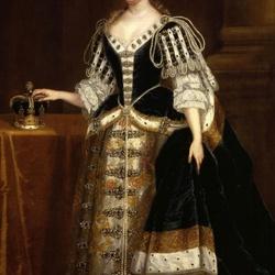 Пазл онлайн: Вильгельмина Шарлотта Каролина Бранденбург-Ансбахская, королева Великобритании