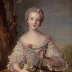 Пазл онлайн: Луиза-Мария Французская