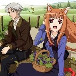 Пазл онлайн: Волчица и пряности