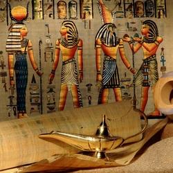 Пазл онлайн: Папирус