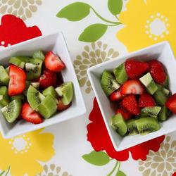 Пазл онлайн: Фруктовый салат