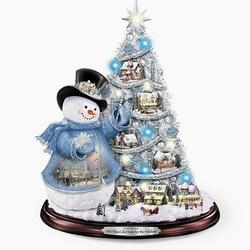 Пазл онлайн: Новогоднее украшение
