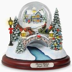 Пазл онлайн: Рождественские колокольчки