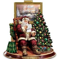 Пазл онлайн: Радость Рождества